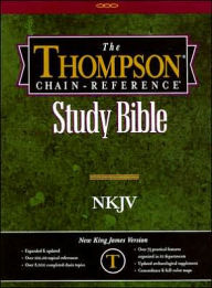 Thompson Chain Reference Bible-NKJV - Frank Charles Thompson