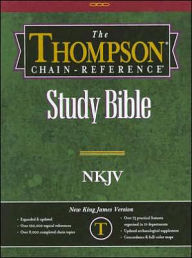 Thompson Chain Reference Bible-NKJV - Kirkbride Bible Company
