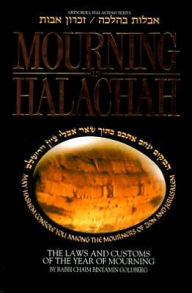 Mourning in Halacha - C. B. Goldberg