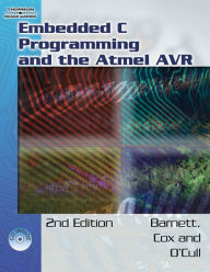Embedded C Programming and the Atmel AVR (Book Only) - Richard H. Barnett