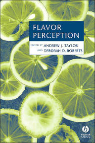 Flavor Perception - Andrew J. Taylor