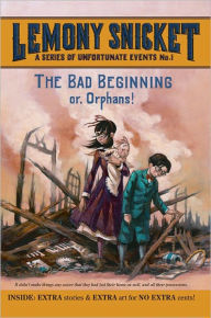 The Bad Beginning: Book the First (A Series of Unfortunate Events) (Turtleback School & Library Binding Edition) - Lemony Snicket