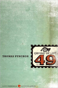 The Crying of Lot 49 (Turtleback School & Library Binding Edition) - Thomas Pynchon