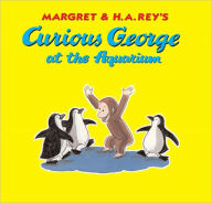 Curious George Goes to the Aquarium (Turtleback School & Library Binding Edition) - H. A. Rey