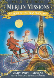 Night of the New Magicians (Magic Tree House Series #35) (Turtleback School & Library Binding Edition) - Mary Pope Osborne