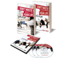Don't Waste Your Life Group Study Set [With DVD and Study Guide] - John Piper