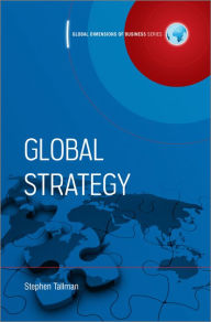 Global Strategy - Stephen Tallman