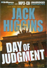 Day of Judgement (Simon Vaughn Series #3) - Jack Higgins