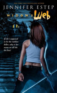 Widow's Web (Elemental Assassin Series #7) - Jennifer Estep