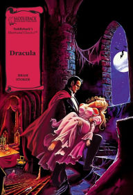 Dracula-Illustrated Classics-Read Along - Incorporated Saddleback Publishing