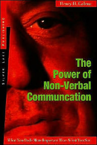 Power of Nonverbal Communication: How You Act Is More Important than What You Say - Henry H. Calero