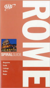 AAA Spiral Rome, 7th Edition - Tim Jepson