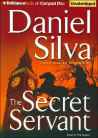 The Secret Servant (Gabriel Allon Series #7) - Daniel Silva