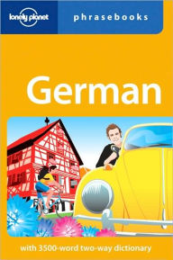 Lonely Planet German Phrasebook - Lonely Planet