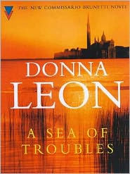 A Sea of Troubles (Guido Brunetti Series #10) - Donna Leon