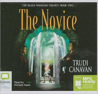 The Novice (Black Magician Trilogy #2) - Trudi Canavan