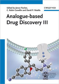 Analogue-based Drug Discovery III - Janos Fischer