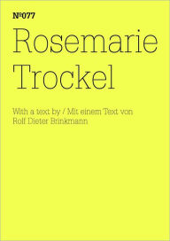 Rosemarie Trockel: 100 Notes, 100 Thoughts: Documenta Series 077 - Rosemarie Trockel