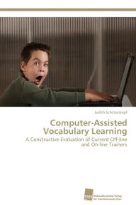 Computer-Assisted Vocabulary Learning - Schittenkopf Judith