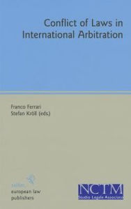 Conflict of Laws in International Arbitration - Franco Ferrari