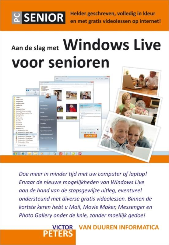 Aan de slag met Windows Live - Victor Peters, Victor G.B. Peters