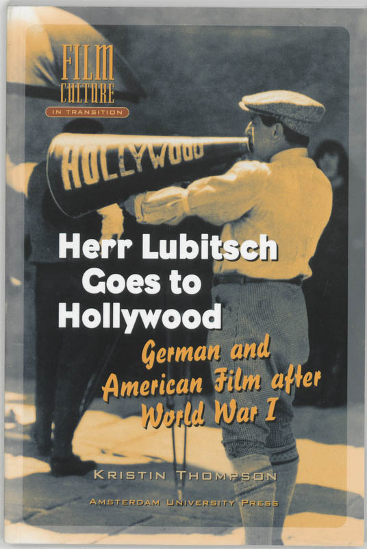 Herr Lubitsch Goes to Hollywood - K. Thompson