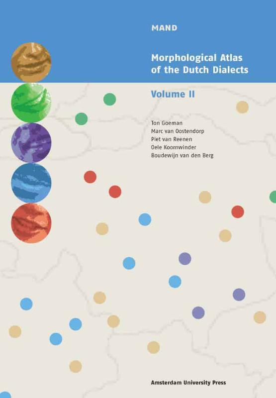 Morphological Atlas of the Dutch Dialects 2