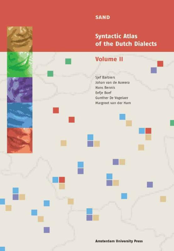 Syntactic Atlas of the Dutch Dialects 2