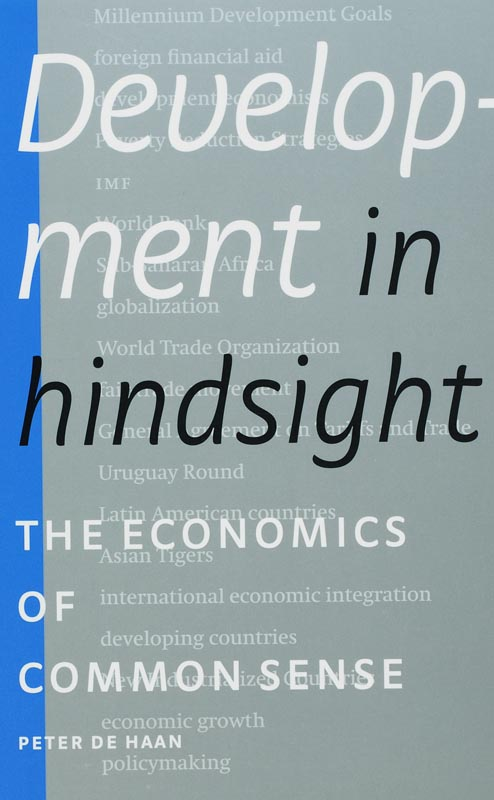 Development in Hindsight - Peter de Haan