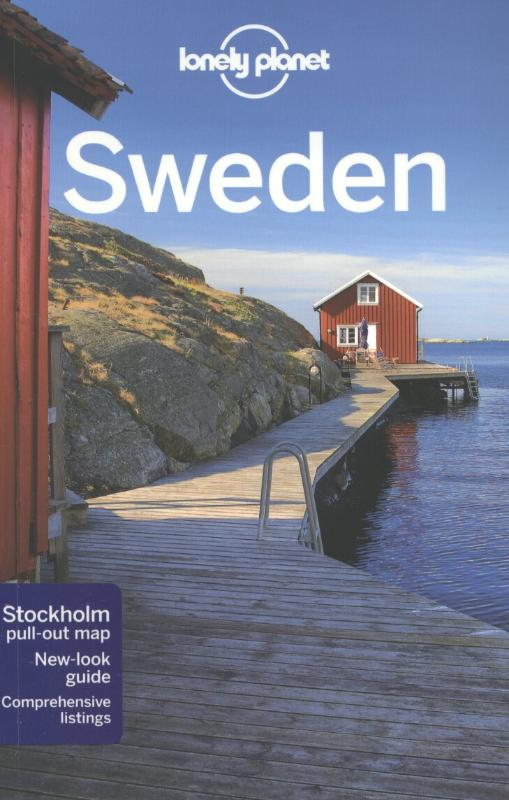 Lonely Planet Sweden dr 5