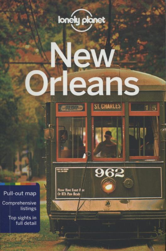 Lonely Planet City New Orleans - Balfour, Amy
