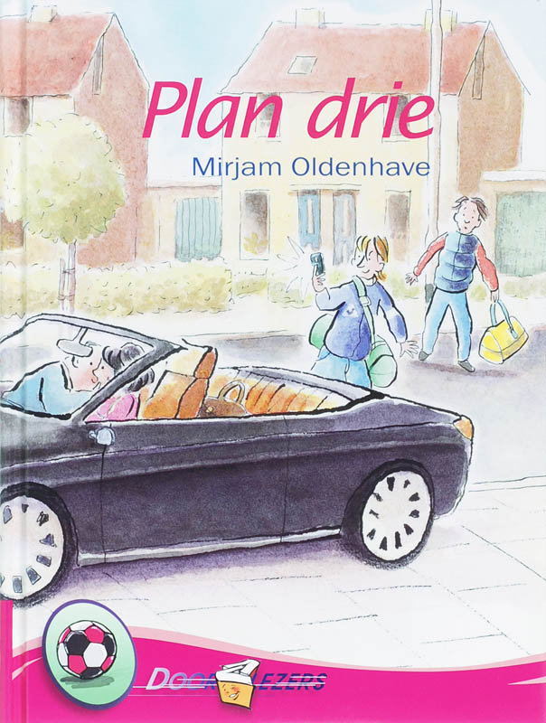Plan drie - M. Oldenhave
