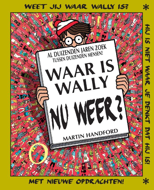 Waar is Wally nu weer ? - M. Handford