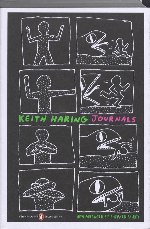 Keith Haring Journals - Haring, Keith