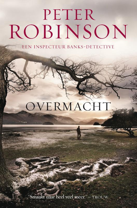 Overmacht - Peter Robinson