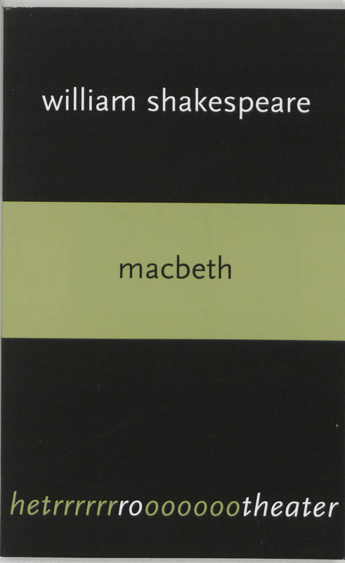 Macbeth - William Shakespeare