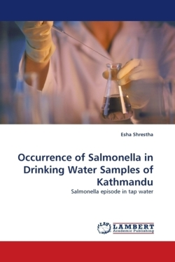 Occurrence of Salmonella in Drinking Water Samples of Kathmandu