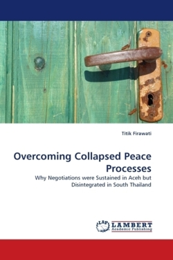 Overcoming Collapsed Peace Processes