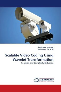Scalable Video Coding Using Wavelet Transformation - Kotegar, Karunakar / Pai M M, Manohara