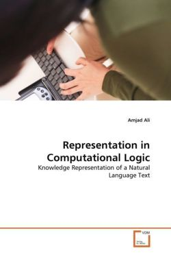 Representation in Computational Logic - Ali, Amjad