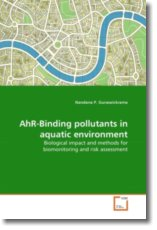 AhR-Binding Pollutants in Aquatic Environment: Biological impact and methods for biomonitoring and risk assessment