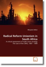 Radical Reform Unionism in South Africa
