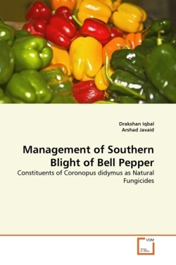 Management of Southern Blight of Bell Pepper