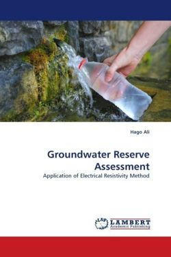 Groundwater Reserve Assessment - Ali, Hago