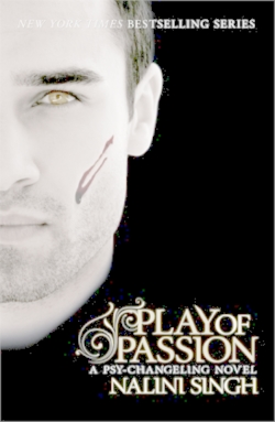 Play of Passion (Psy-Changeling Series)