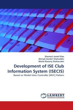 Development of ISE Club Information System (ISECIS)