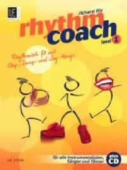 Rhythm Coach, m. Audio-CD