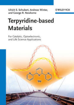 Terpyridine-based Materials: For Catalytic, Optoelectronic and Life Science Applications