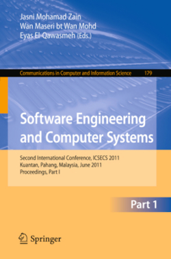 Software Engineering and Computer Systems, Part I