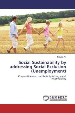Social Sustainability by addressing Social Exclusion (Unemployment) - Ali, Pervaiz